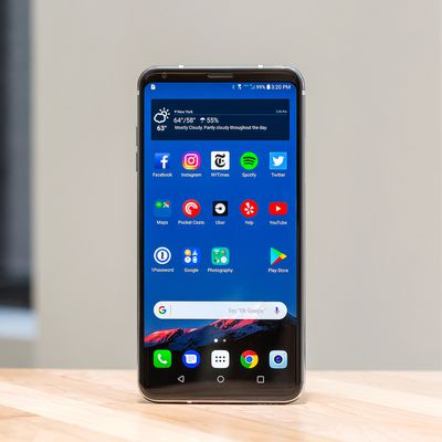 LG V30 review: groundbreaking phone with a deal-breaking