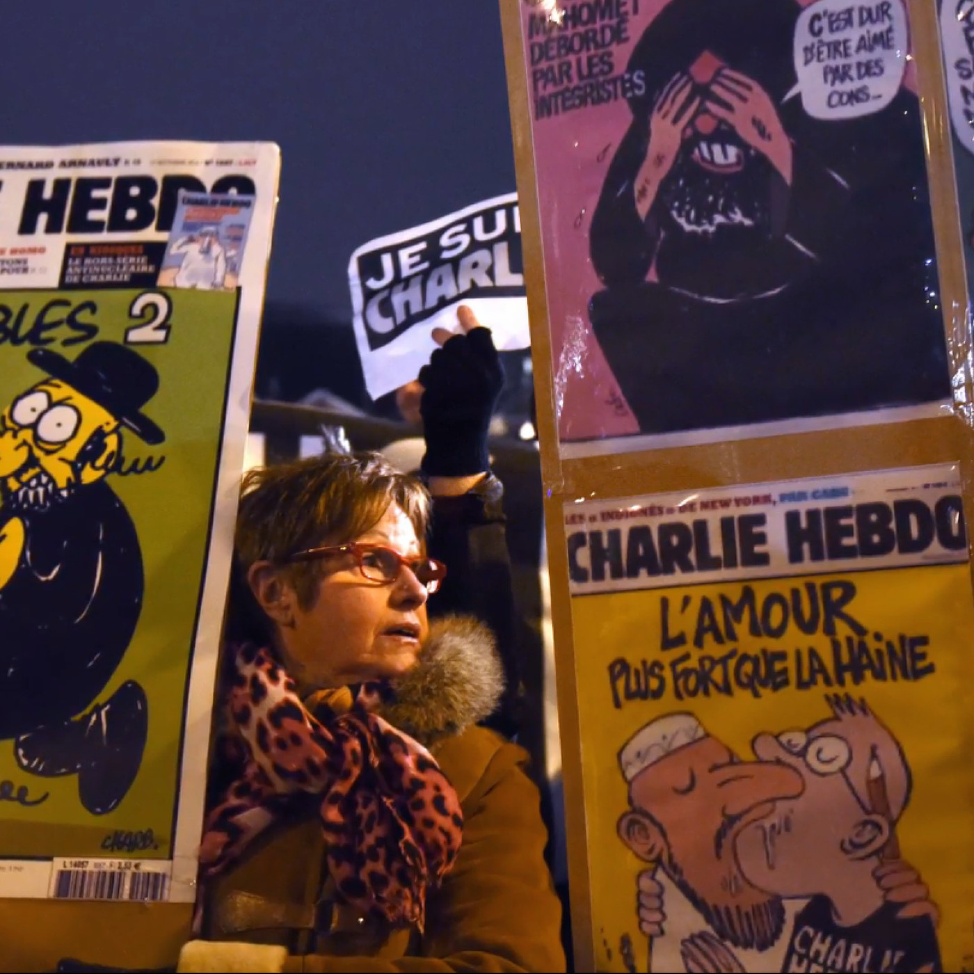 Charlie Hebdo S Most Famous Cartoons Translated And Explained Vox