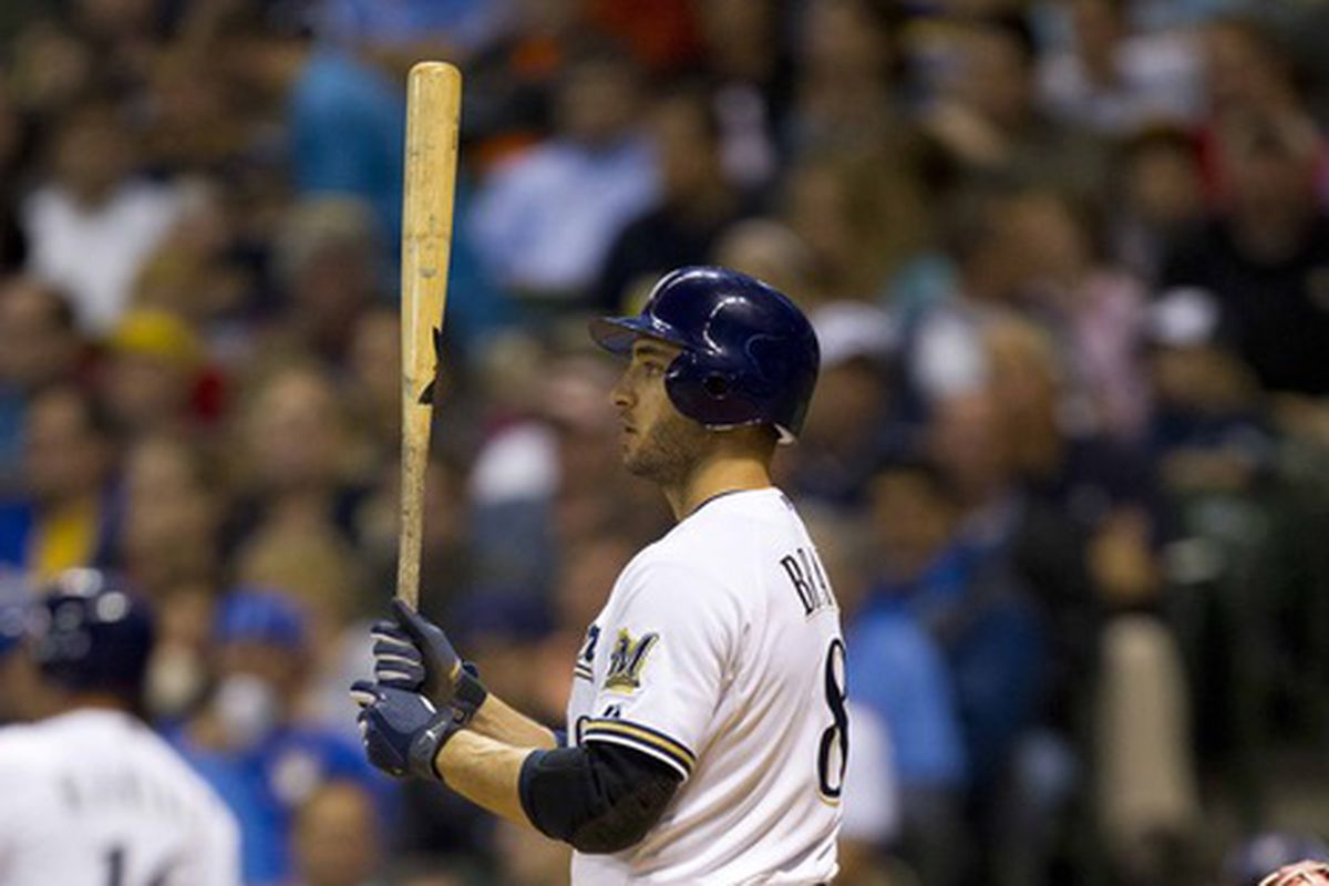 Ryan Braun is at the heart of the latest major PED scandal in baseball.