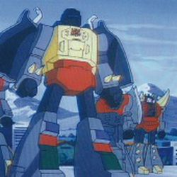 Screen cap from Transformers 1980s animated series