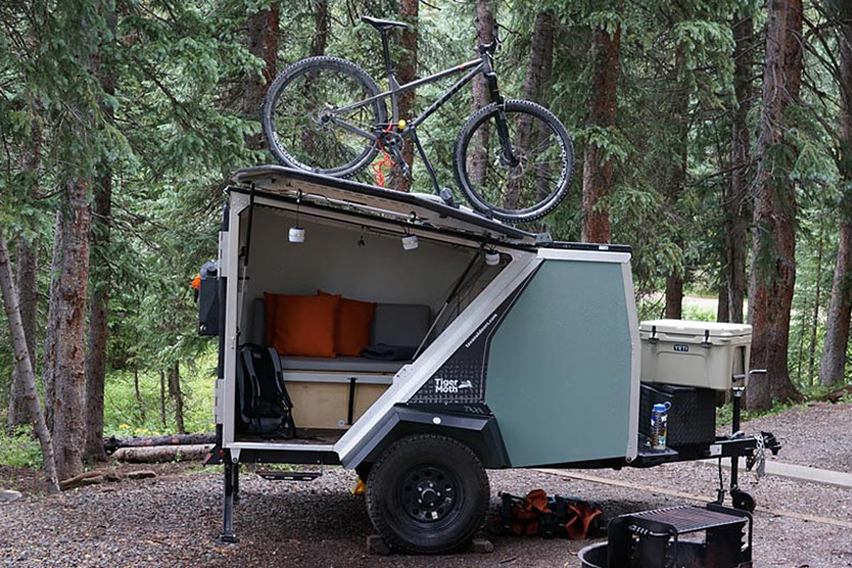 This Modular Camper Offers A High Design Way To Adventure