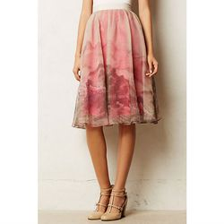 """<a href=""""http://www.anthropologie.com/anthro/product/shopsale-skirts/29190444.jsp"""">Snowrose Skirt</a>, $119.96 (was $228.00)"""