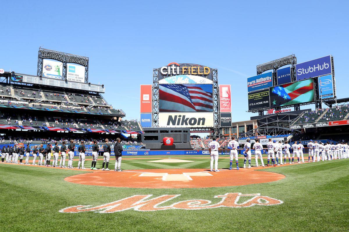 Miami Marlins v. New York Mets