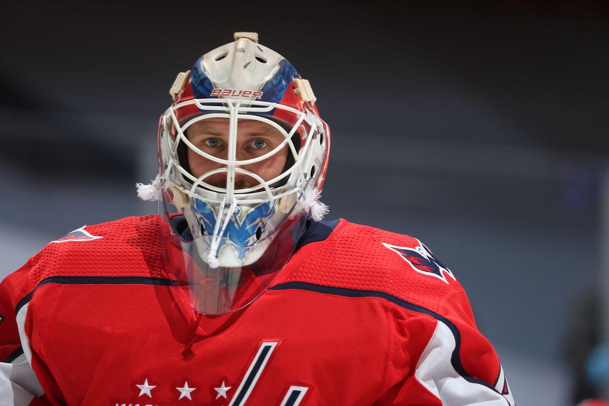 New York Islanders v Washington Capitals - Game One