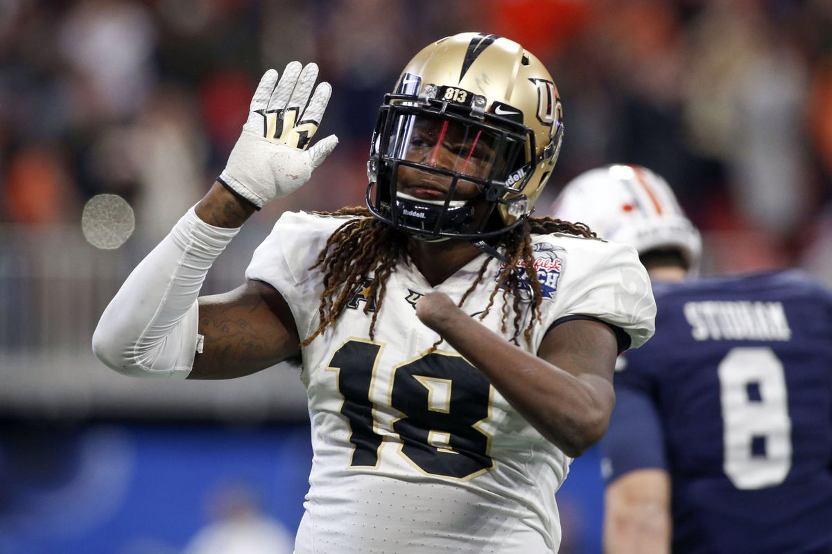 UCF LB Shaquem Griffin Invited to the NFL Combine