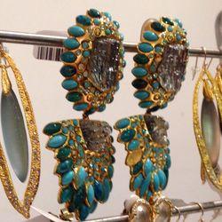 Earrings, $199
