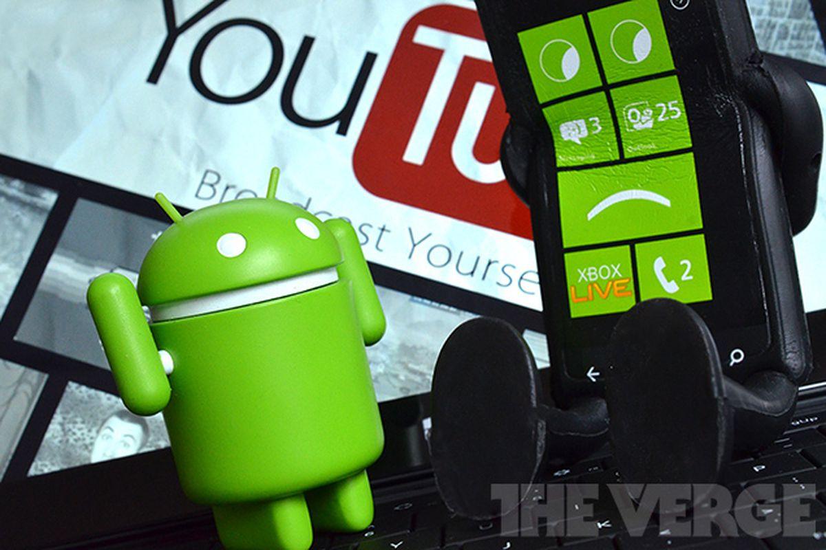 youtube microsoft google feud