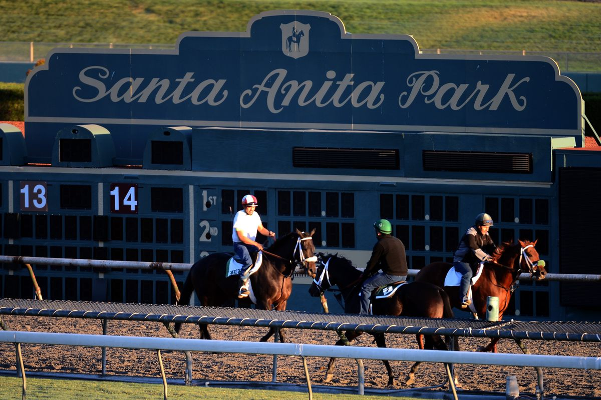 Santa Anita Derby 2013 Entries Post Positions Amp Odds