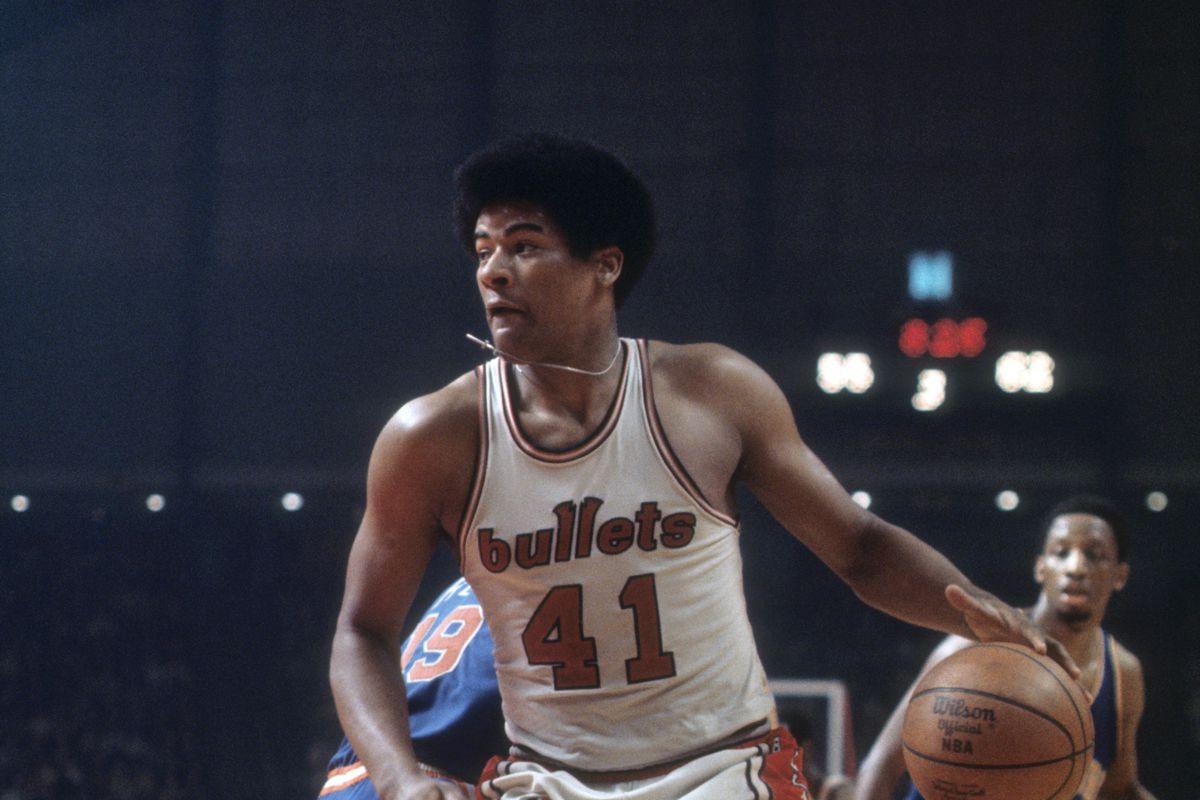 Baltimore Bullets vs New York Knicks