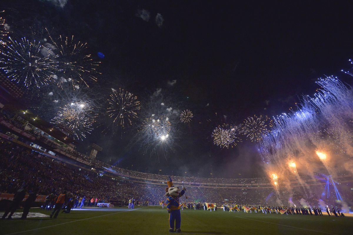 Tigres UANL v Cruz Azul - Torneo Clausura 2019 Liga MX
