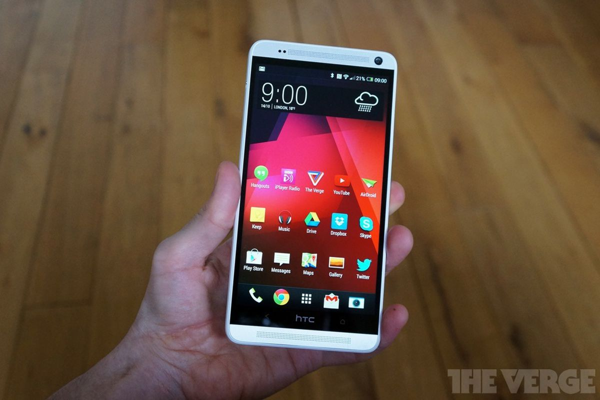 HTC One max official with 5 9-inch display and fingerprint