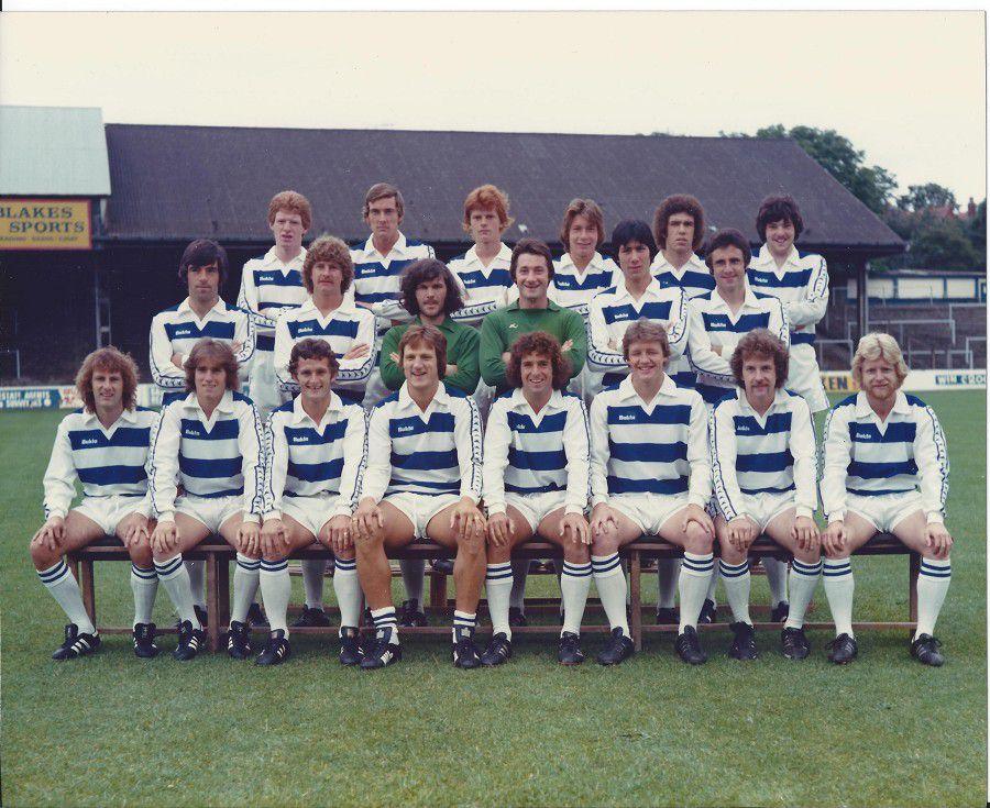 Reading FC Home Kit 1978/1981