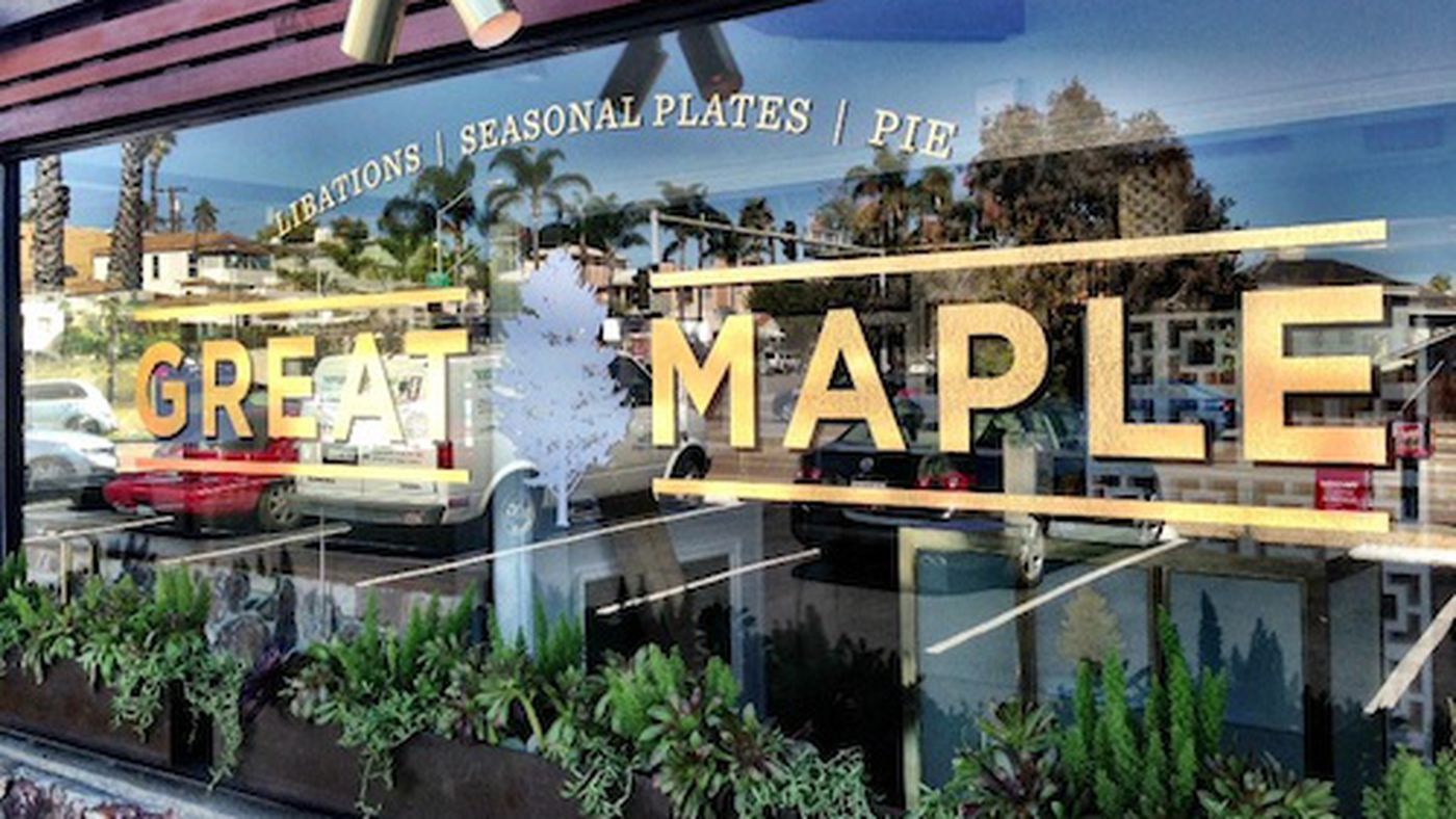 Great Maple Is a Chain Restaurant That's Engineered for Modern Dining Culture - Eater LA