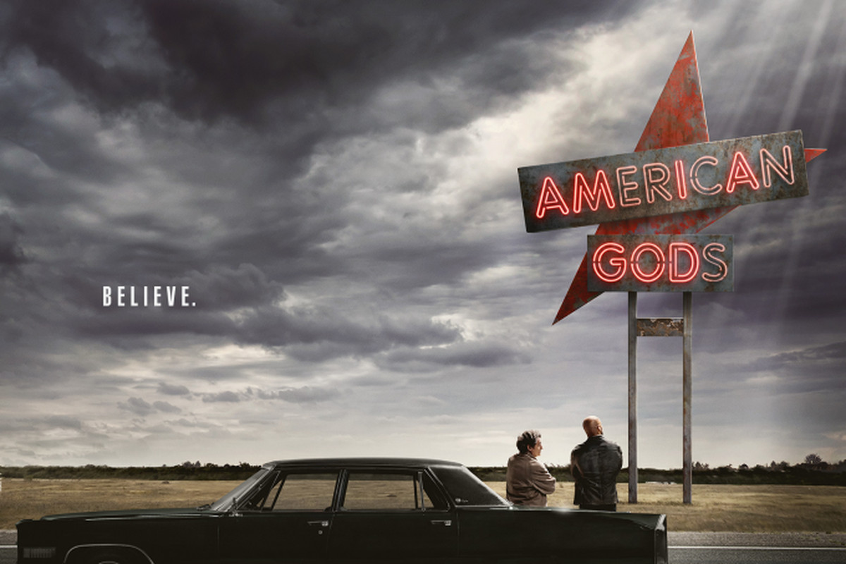 Why should you watch American Gods