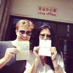 New passports!