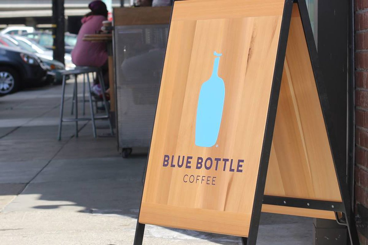 Blue Bottle Has Sold the Majority of Its Company to Nestlé - Eater SF
