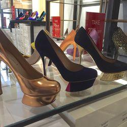 New Helmut heels, $238.50 (were $795)