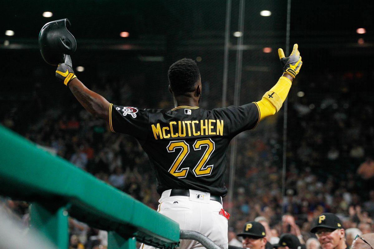 fe155039e3f Andrew McCutchen's trade is uniquely sad for Pirates fans - SBNation.com