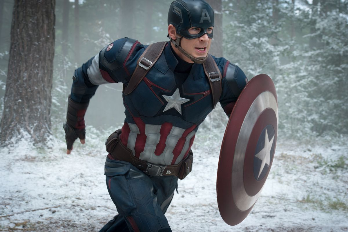 Chris Evans is through playing Captain America.