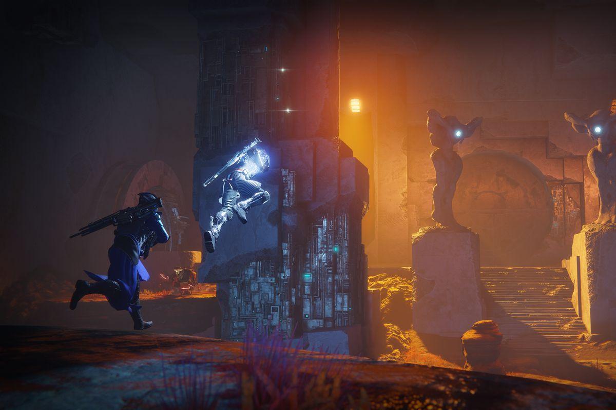 Destiny 2: Warmind - The Insight Terminus strike (PS4 exclusive)