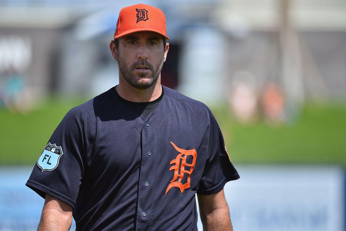 MLB: Spring Training-Detroit Tigers at Washington Nationals