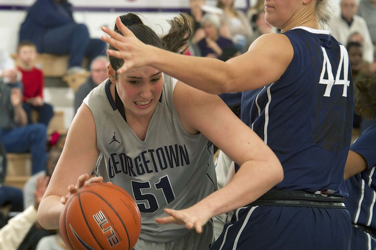 Marquette will have to contain Natalie Butler to defeat Georgetown on Saturday.