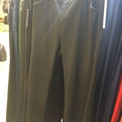 Black pants, $119 (were $253)