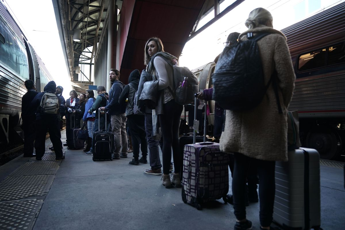 Amtrak boarding rules: Inspector General report fails to