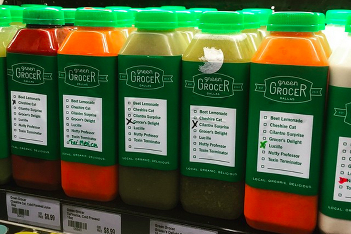 Don't worry – your green juices are safe for now.