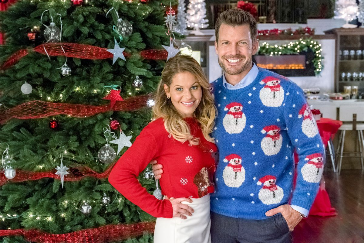 candace cameron bure is the queen of hallmark christmas movies long may she reign jeremy leehallmark