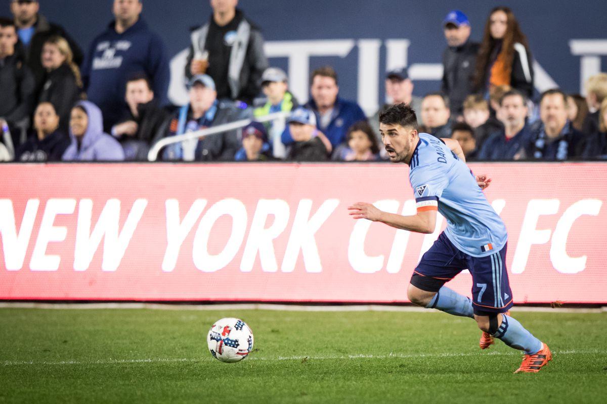 Soccer- Audi MLS Eastern Conference Semifinal Leg 2- New York CIty FC vs Columbus Crew