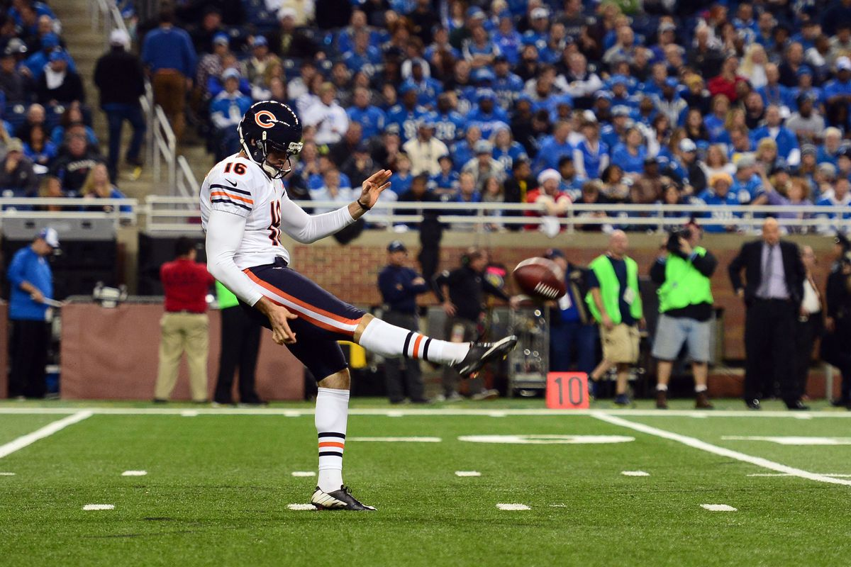 new concept 9f2ab 9e613 Chicago Bears place punter Pat O'Donnell on the ESPN All ...