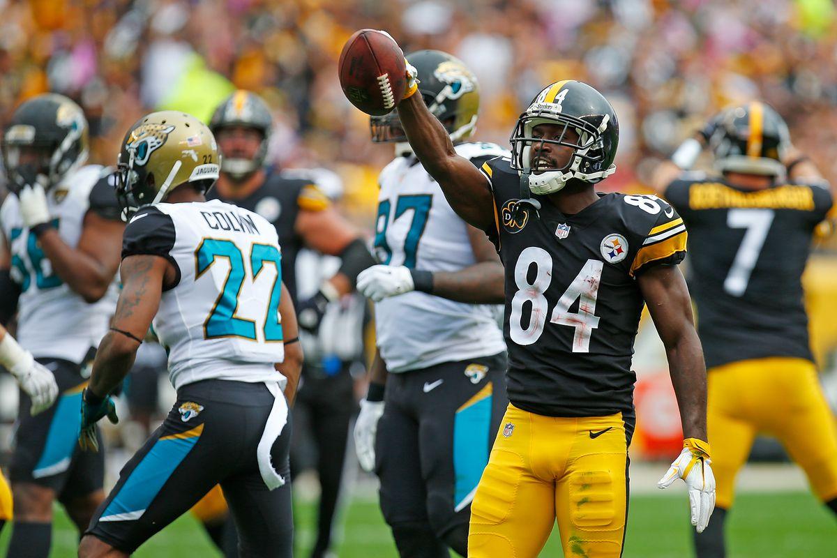Jacksonville Jaguars v Pittsburgh Steelers