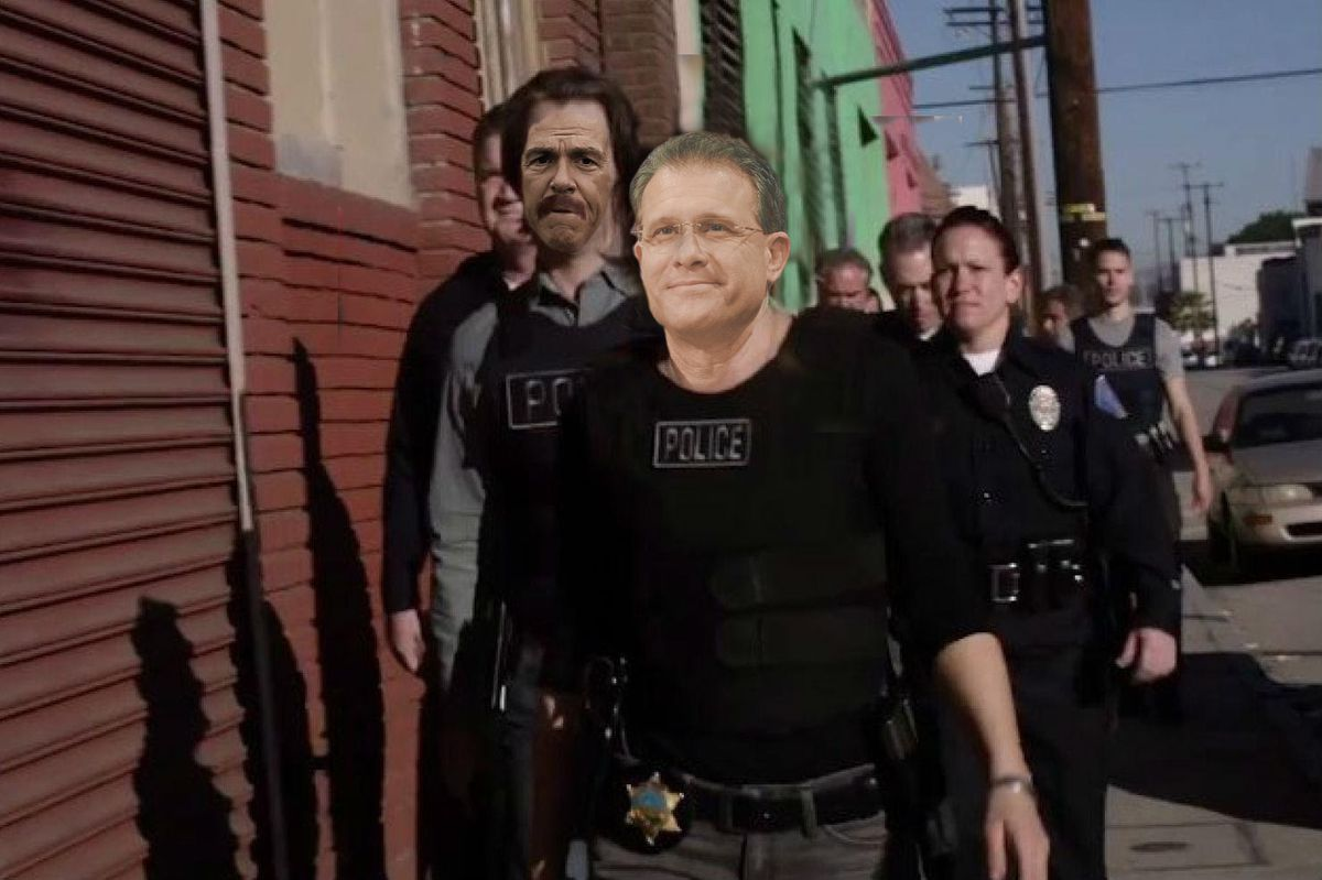 Gus True Detective