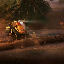 """Smokejumpers Blackout and Pinecone are part of the firefighting  team in Disney's """"Planes: Fire & Rescue."""""""