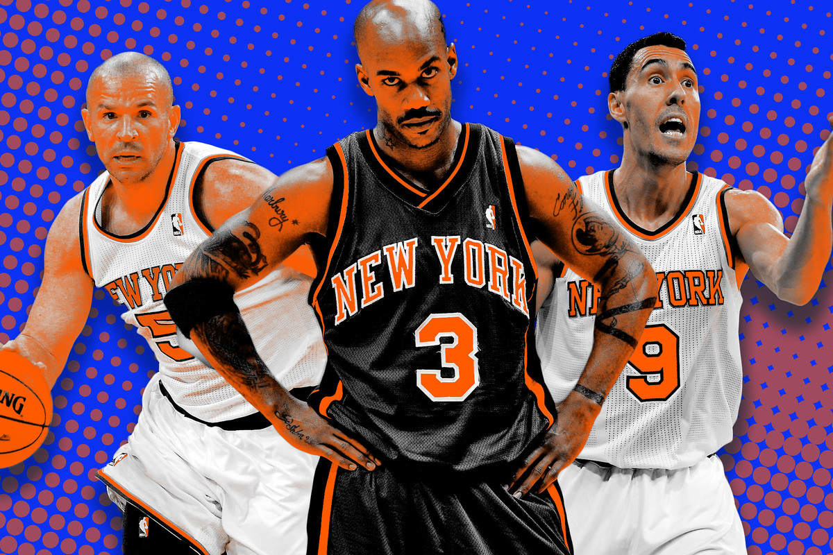 9a1590fc3 The 10 Best Knicks Point Guards of the Past 10 Years - The Ringer