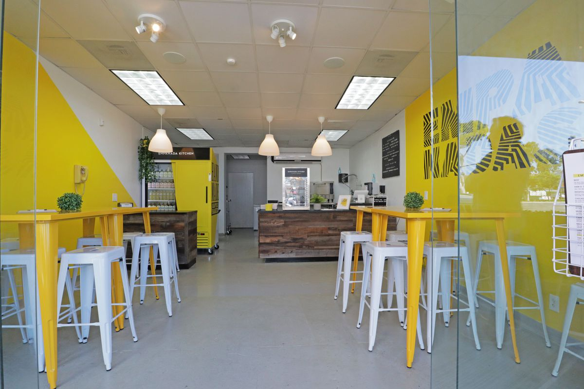 Empanada Specialists Open Sunny North Park Kitchen Eater