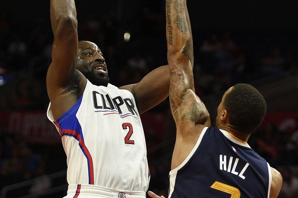 NBA: Preseason-Utah Jazz at Los Angeles Clippers