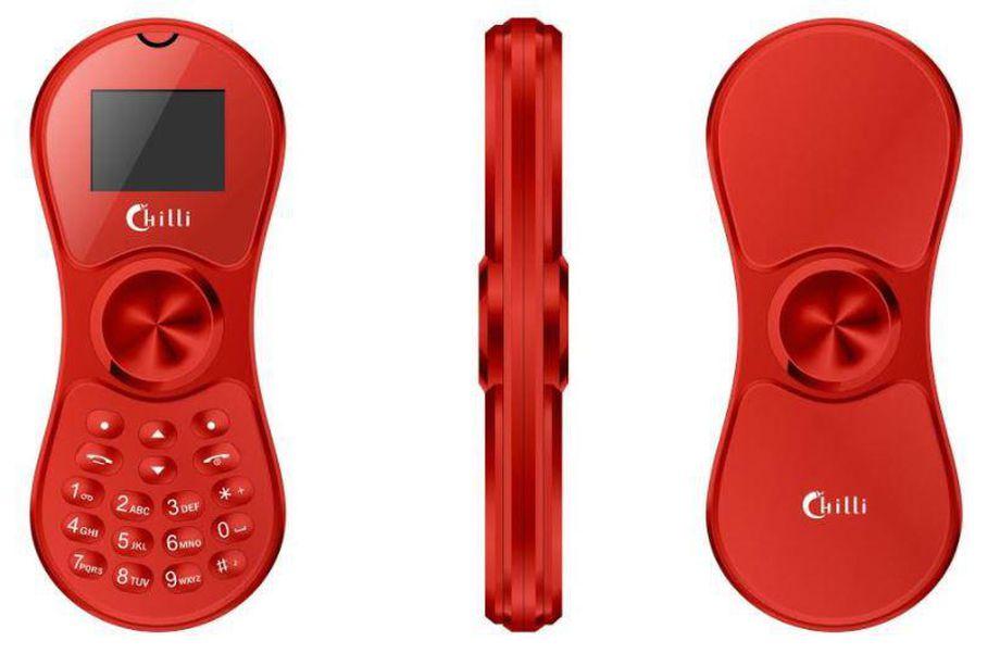 ВГонконге создали бюдженый телефон-спиннер
