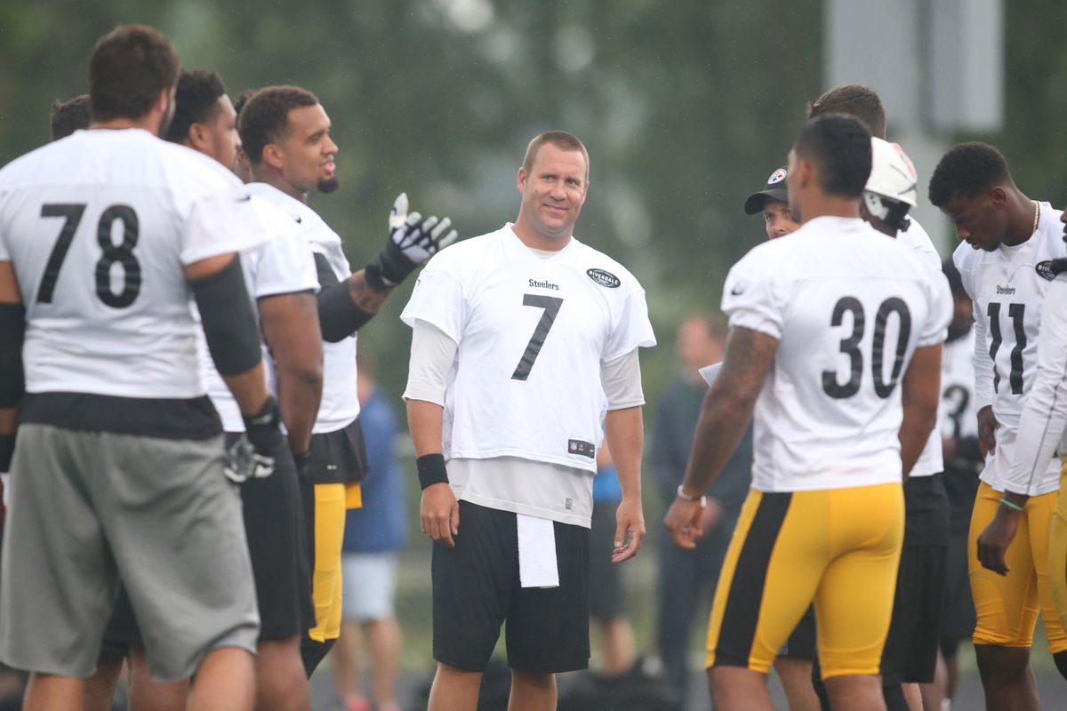Ben Roethlisberger speaks about retirement Dan Rooney and his