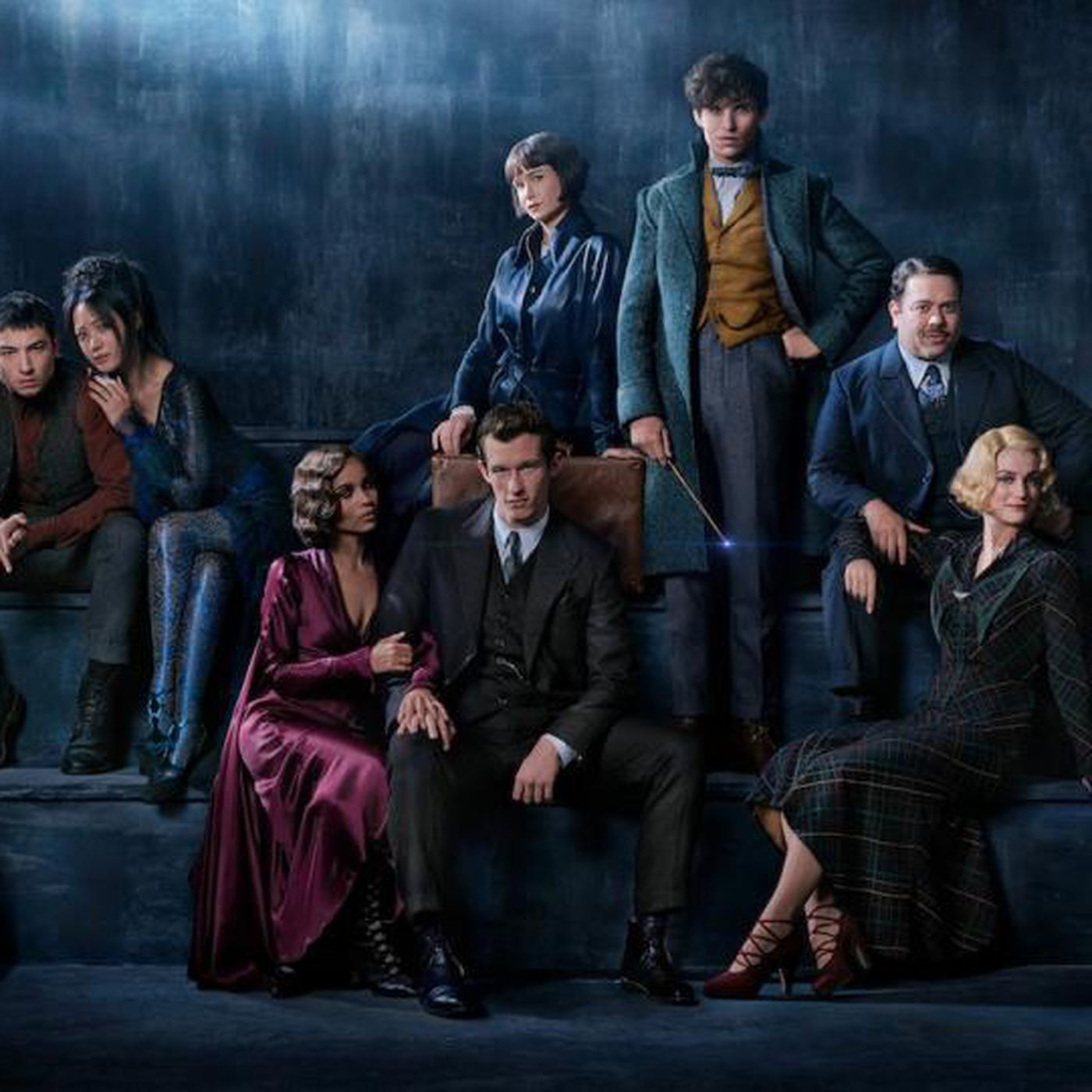 The title of the next Fantastic Beasts film teases an important part