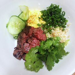 """Grilled Skirt Steak at Má Péche by <a href=""""https://www.flickr.com/photos/polsia/14053003750/in/pool-eater/"""">Polsia"""