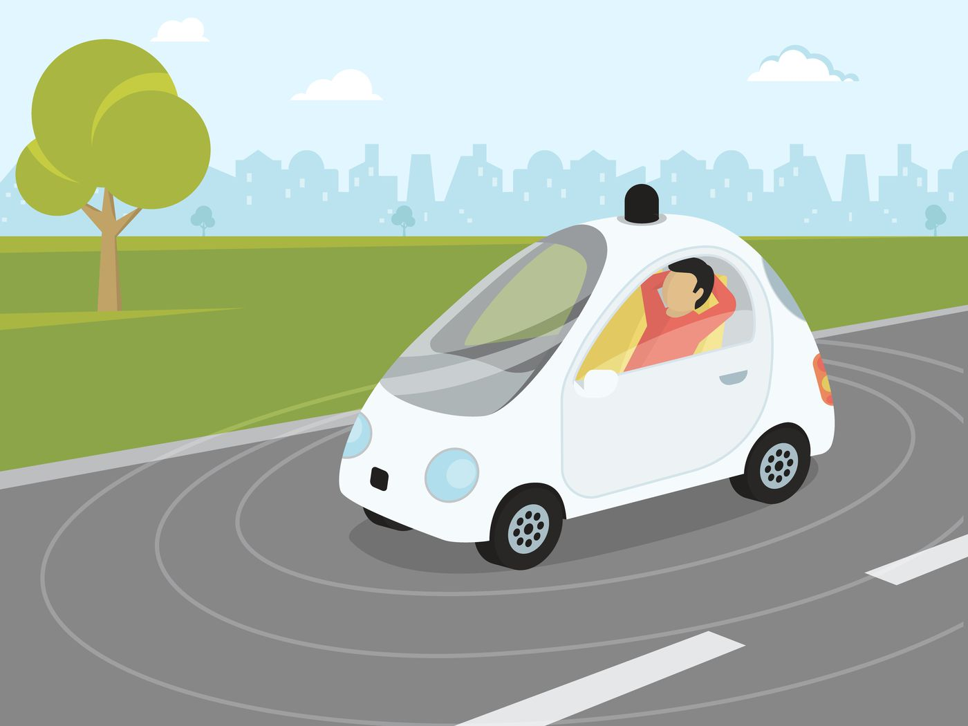 Big Challenges That Selfdriving Cars Still Have To Overcome Vox - Car sign meaningsfunny alternative road signs car keys