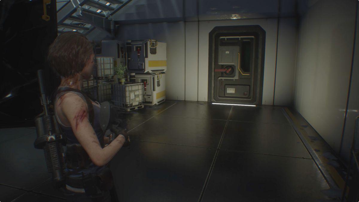 Resident Evil 3 NEST 2 Vaccine