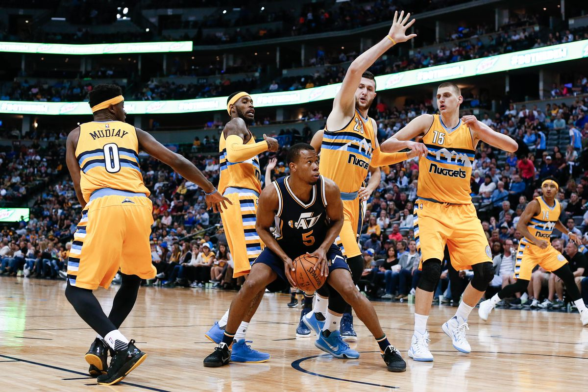 The Denver Nuggets youthful core is not getting the attention it deserves.