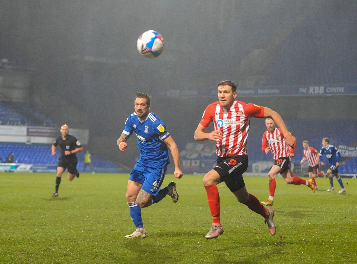 Ipswich Town v Sunderland - Sky Bet League 1