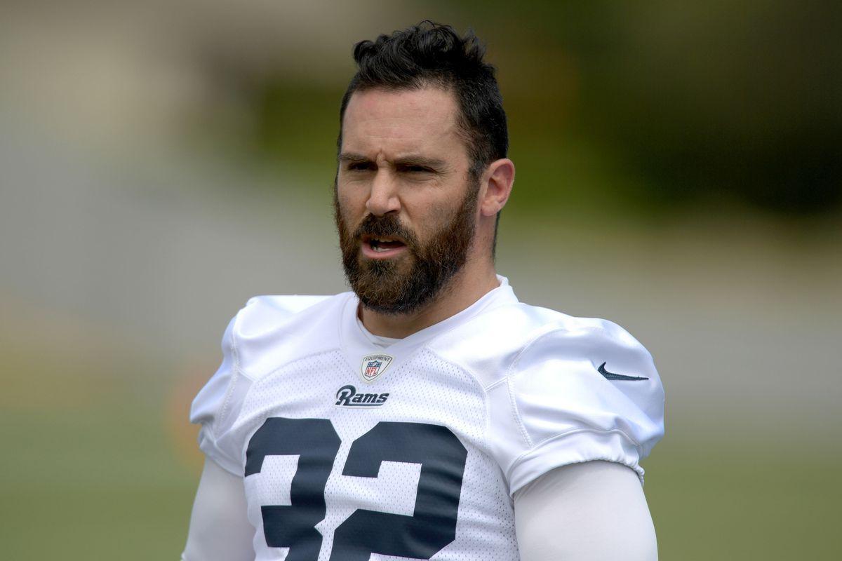 NFL: Los Angeles Rams-OTA