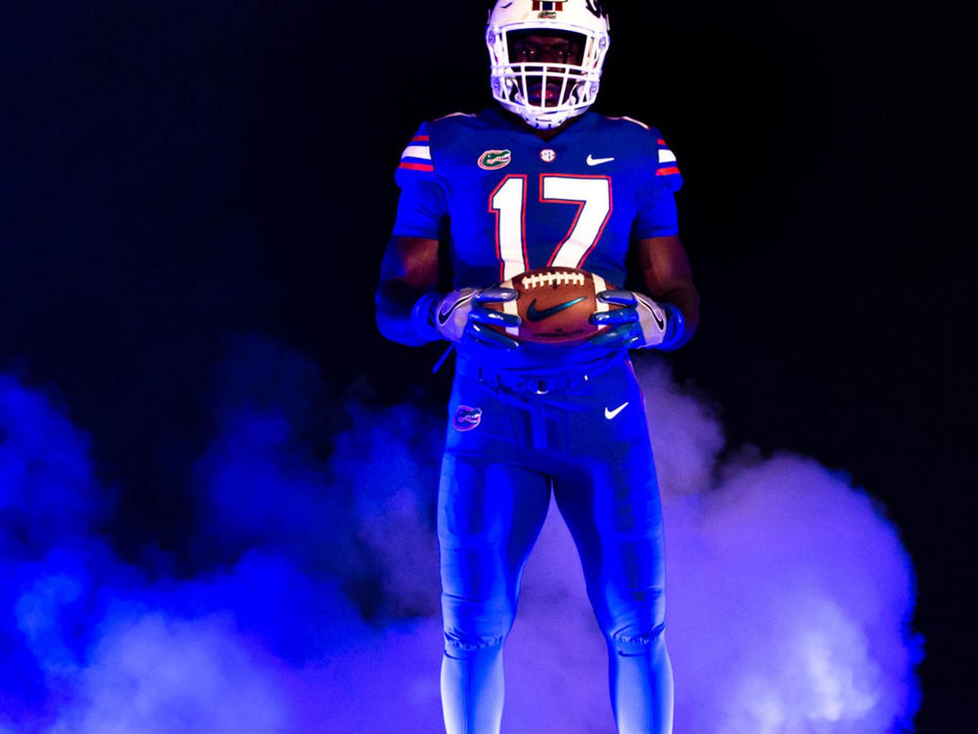 LOOK: Florida and Michigan Nike color rush jerseys unveiled for ...