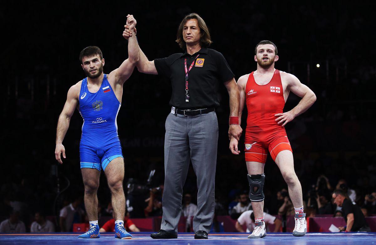2018 European Wrestling Championships: Closing Day