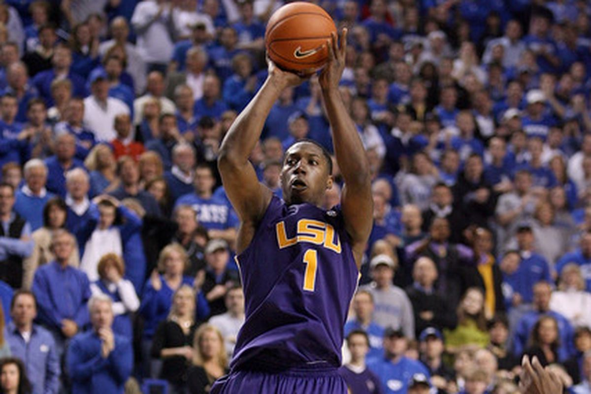 Last time LSU Basketball won in Rupp? | TigerDroppings.com